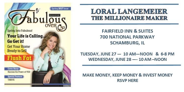 Loral Langemeier The Millionaire Maker image