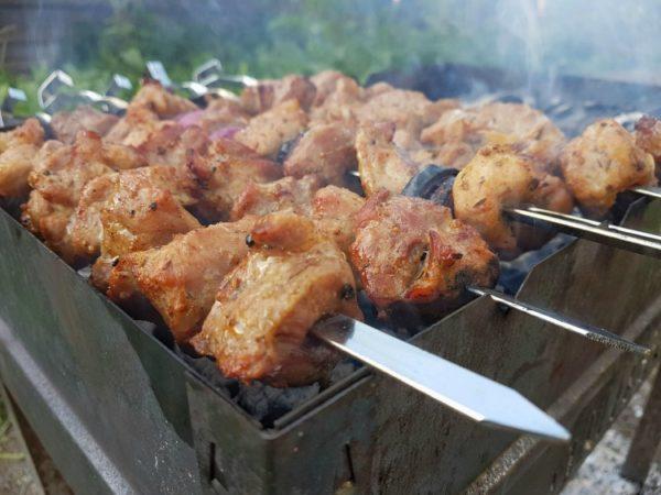 Chicken Kebabs image
