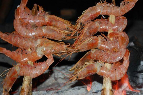 Shrimp Skewers image