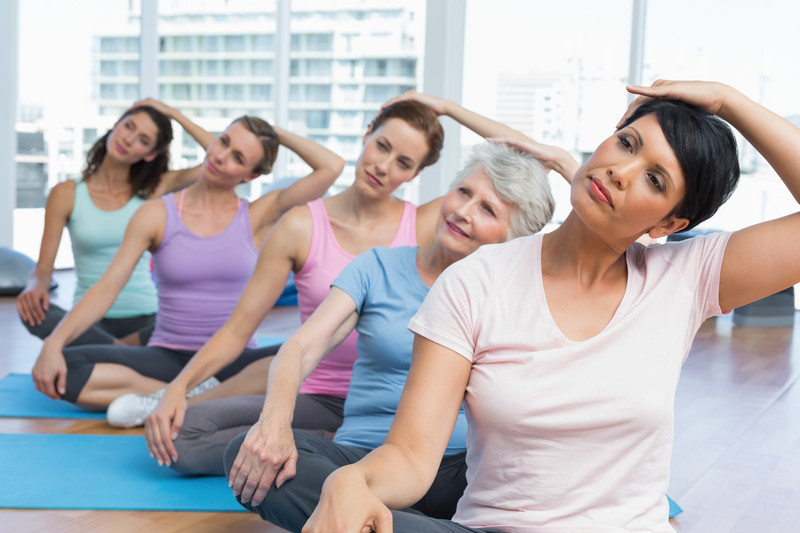 Yoga for Optimum Health image